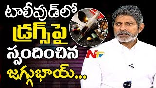 Jagapathi Babu Responds on Drugs Issue in Tollywood ||  Patel S.I.R Movie Team Chit Chat || NTV