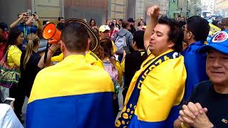 Football fans 13 06 2018