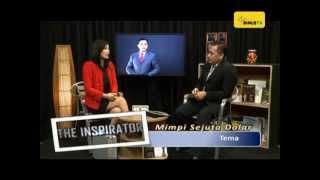 THE INSPIRATOR: Merry Riana - Mimpi Sejuta Dolar (Part.3)