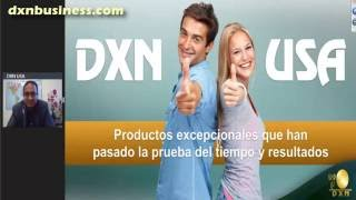 DXN USA BUSINESS OPPORTUNITY WEBINAR (ENGLISH/SPANISH)