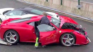 IDIOT Drivers Caught On Cam! Extreme Drivers Fails JULY 2017