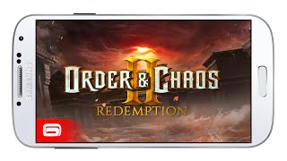 Order & Chaos II Redemption (1.2.0o) - Mod\Normal App Android & IOS