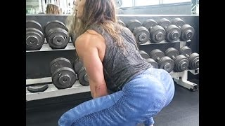 My 6 Favorites Booty Exercises - Linda Durbesson