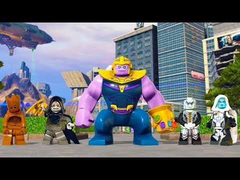 Xxx Mp4 LEGO Marvel Super Heroes 2 Avengers Infinity War DLC Characters 3gp Sex