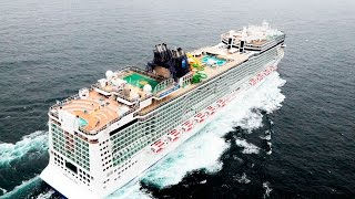 Top 10 Most Expensive Cruise Ships in the World - Watch List