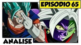 Episodio #65 Dragon Ball Super - VEGETTO VAI MITAR !!!