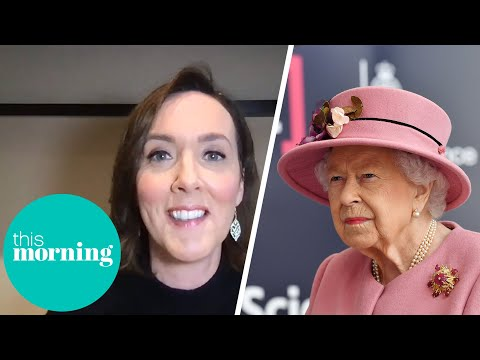 Royal Expert Explains Queen s Statement on Harry & Meghan This Morning