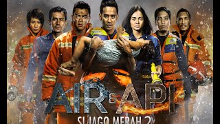 AIR DAN API ( SI JAGO MERAH 2 ) Official Trailer