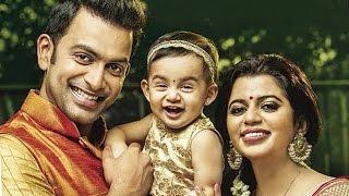 Prithviraj's Daughter FIRST Picture Out | Alankrita Menon Prithviraj  | Lehren Malayalam