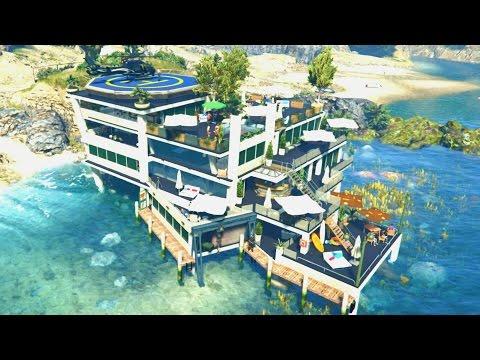 GTA 5 Mods - LUXURY BILLIONAIRE LIFESTYLE MANSIONS MOD! (GTA 5 PC Mods)