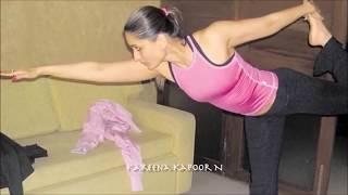 Kareena Kapoor Hot New Workout Video 2018