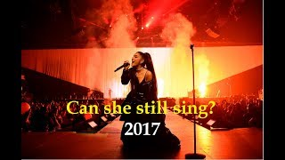 Can Ariana Grande Still Sing in 2017? VOCAL ANALYSIS