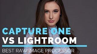 Capture One Pro 9 vs Lightroom | Lightroom vs Capture One Pro