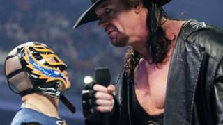 SmackDown: Rey Mysterio calls out The Undertaker