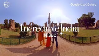 Incredible India In 360 With #GoogleArts - Trailer