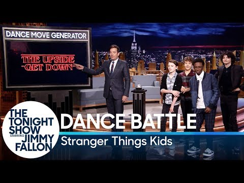 Xxx Mp4 Dance Battle With The Stranger Things Kids 3gp Sex