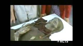 Documentário: As múmias caucasianas da China - parte 1 de 5