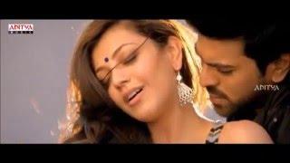 Kannala Kannala and Ra Rakumara Song Mashup - Ram Charan, Kajal Aggarwal
