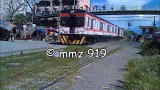 PNR KiHa 350 (キハ350) Set 3 Passenger Trial Run arriving Bicutan Station