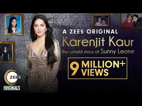 Xxx Mp4 Karenjit Kaur The Untold Story Of Sunny Leone Motion Poster Now Streaming On ZEE5 3gp Sex