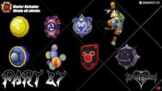 Kingdom Hearts Final Mix 1.5 HD (PS3) Part 27 - Master Defender Trophy