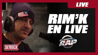 Rim'K en live
