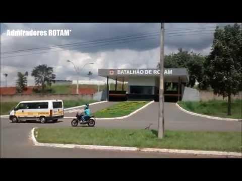 Comboio de ROTAM Goiânia