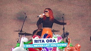 Rita Ora - 'I Will Never Let You Down' (live at Capital's Summertime Ball 2018)