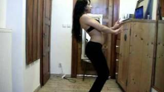 The best latino dance ever sau cea mai buna dansatoare.