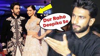 Ranbir, Deepika RAMP WALK At Mijwan 2018, Moments When Ranveer Singh PROTECTED Deepika Padukone