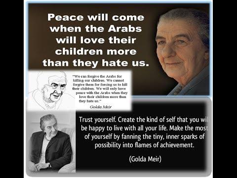 Golda Meir Film Part 1