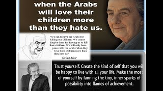 Golda Meir Film - Part 1