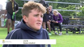 The Inter-house Athletics Championships 2016