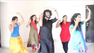Chane ke khet Mein (Anjaam) by Devesh Mirchandani (Learn Dance steps)