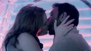 Ajay Devgn got green signal to kiss his co star Erika Kaar