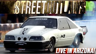Street Outlaws Live No Prep Drag Racing Tucson Arizona Full Coverage