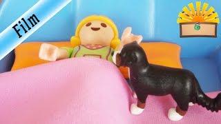 ABENDROUTINE & BESTRAFUNG für PARTY - FAMILIE Bergmann #124 - Playmobil Film deutsch