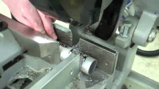 Dake Manual Cold Saw Test Cuts