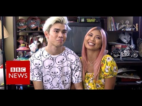 Xxx Mp4 How This Cute Couple Became Social Media Stars BBC News 3gp Sex