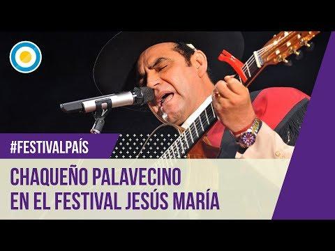 Festival País 17 El Chaqueño Palavecino en el Festival Nacional de Jesús María