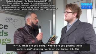 British Film Producer Converts to Islam   YOU Will Cry! -