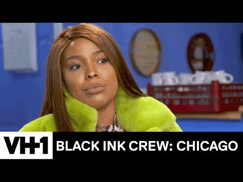 Xxx Mp4 Charmaine Finds A New Role With 9MAG Black Ink Crew Chicago 3gp Sex