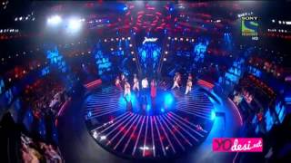 Papon and Nahid Afrin 'Moh Moh Ke Dhaage' Indian Idol Junior 13th Sept 2015
