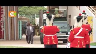 Mipango ya NASA , Magaya: Tunapanga kumwapisha Raila Odinga