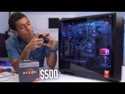 Xxx Mp4 500 Budget Gaming PC Build Ryzen 5 2400G W Benchmarks 3gp Sex