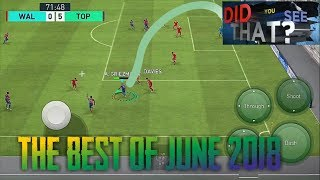 Net Busters The Best Goals Of June From Around The World