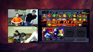 LSF #2 - Lil Pastry (Fox) vs LSL | Gangly (Falco)