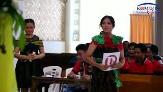 PESPARANI 2018: Highlights Lomba Mazmur Kategori Remaja, Kabupaten Ende - Tia