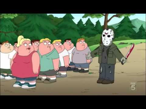 Family Guy Best of Season 10