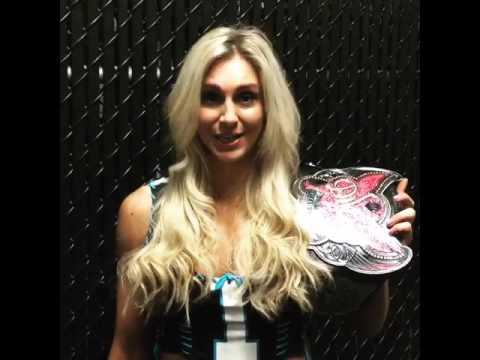WWE Charlotte XXX